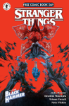 Free Comic Book Day 2019 (General) Stranger Things/Black Hammer