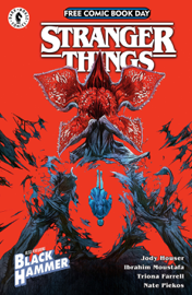 Free Comic Book Day 2019 (General) Stranger Things/Black Hammer - Jeff Lemire, Ray Fawkes & Jody Houser book summary