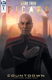 Star Trek: Picard—Countdown #1