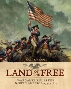 Land of the Free von Joe Krone Buch-Cover