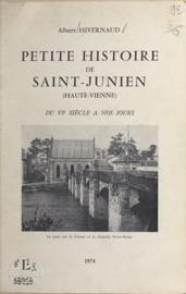 Petite histoire de Saint-Junien (Haute-Vienne)
