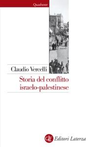 Storia del conflitto israelo-palestinese Book Cover