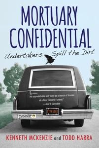 Mortuary Confidential: Book Cover