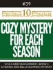 Perfect 10 Cozy Mystery For Each Season Plots #39-3