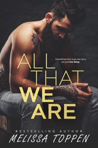 All That We Are Book Cover