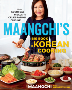 Maangchi's Big Book of Korean Cooking Book Cover