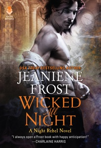 Wicked All Night Book Cover
