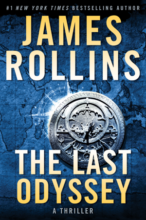 The Last Odyssey - James Rollins