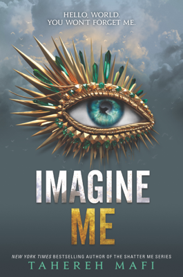 Tahereh Mafi - Imagine Me book
