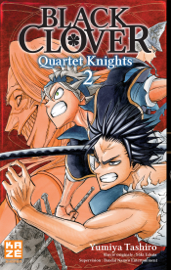 Black Clover - Quartet Knights T02