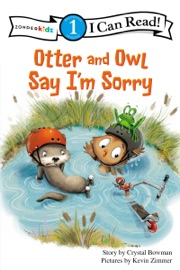 Otter And Owl Say I M Sorry