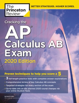 Cracking the AP Calculus AB Exam, 2020 Edition on Apple Books