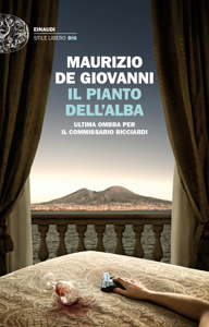 Il pianto dell'alba Book Cover