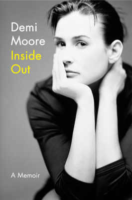 Demi Moore - Inside Out book