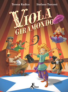 Viola Giramondo Copertina del libro