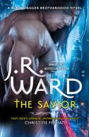 J.R. Ward - The Savior artwork