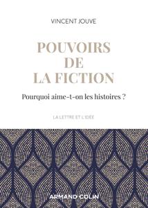 Pouvoirs de la fiction La couverture du livre martien