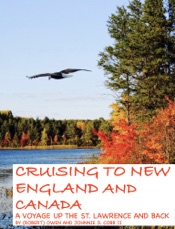 Cruising to New Engand and Canada