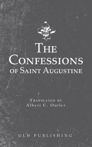 The Confessions of Saint Augustine Book Cover