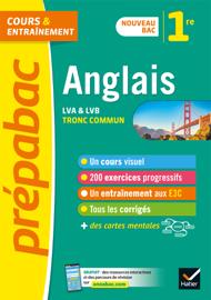 Anglais 1re (tronc commun) - Prépabac Cours & entraînement