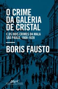 O crime da Galeria de Cristal Book Cover