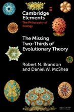 The Missing Two-Thirds Of Evolutionary Theory