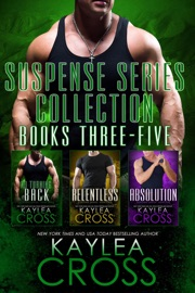 Suspense Series Box Set: Books 3-5 PDF Download