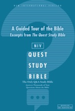 NIV, A Guided Tour of the Bible: Excerpts from The Quest Study Bible
