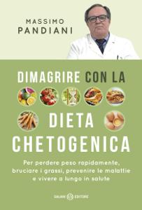 Dimagrire con la dieta chetogenica Copertina del libro