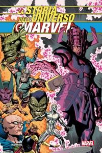 La Storia dell'Universo Marvel Book Cover