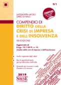 Compendio di Diritto della Crisi di Impresa e dell'Insolvenza Book Cover