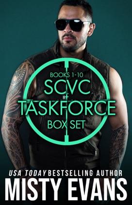 SCVC Taskforce Box Set, Books 1-10