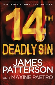 14th Deadly Sin Book Cover