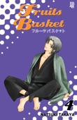 Fruits Basket vol. 04 Book Cover