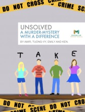 Unsolved: A Murder Mystery With A Difference