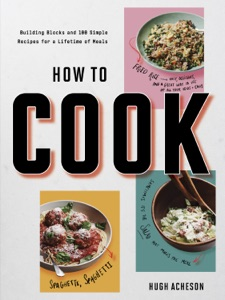 How to Cook Book Cover