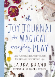 The Joy Journal for Magical Everyday Play Book Cover