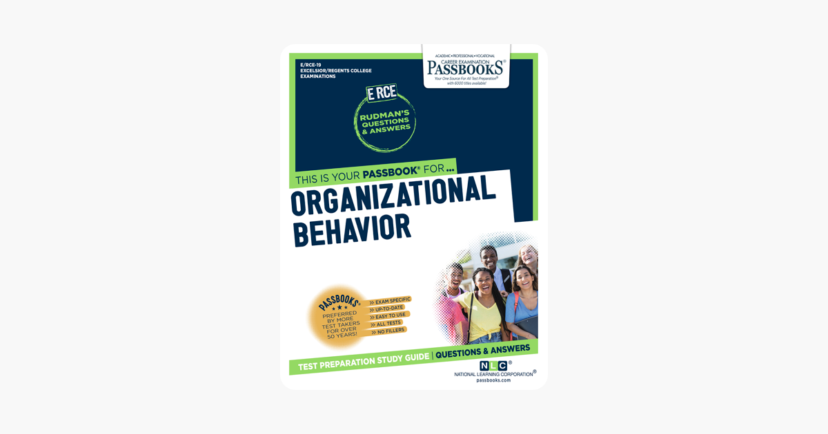 ‎ORGANIZATIONAL BEHAVIOR