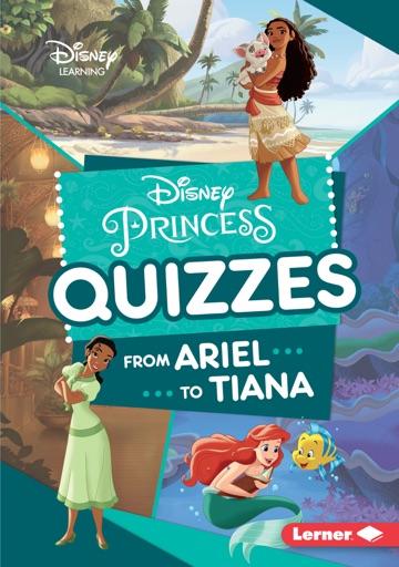 Disney Princess Quizzes - Jennifer Boothroyd