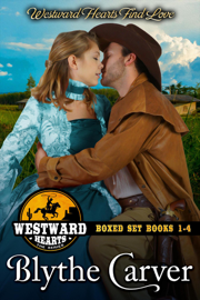 Westward Hearts Box Set Books 1-4