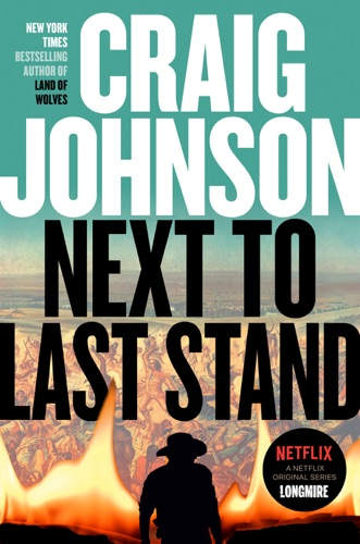 Craig Johnson - Next to Last Stand