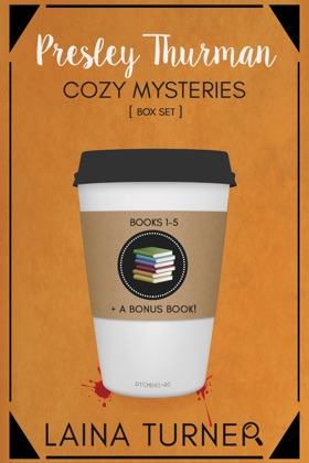 The Presley Thurman Cozy Mysteries Box Set Books 1-5