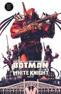Batman: Curse of the White Knight (2019-2020) #2 Copertina del libro