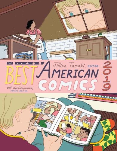 Jillian Tamaki & Bill Kartalopoulos - The Best American Comics 2019