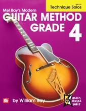 Modern Guitar Method Grade 4, Technique Solos