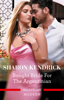 Sharon Kendrick - Bought Bride for the Argentinian artwork