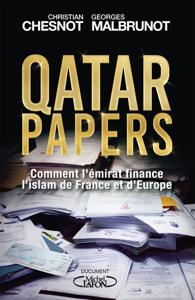 Qatar papers La couverture du livre martien