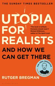 Utopia for Realists Copertina del libro