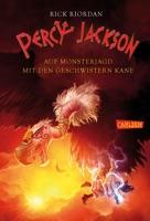 Auf Monsterjagd mit den Geschwistern Kane (Percy Jackson )