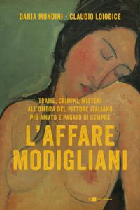 L'affare Modigliani Libro Cover
